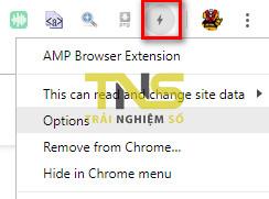amp chrome 3 - Cách tự động bật trang AMP trong Chrome trên máy tính