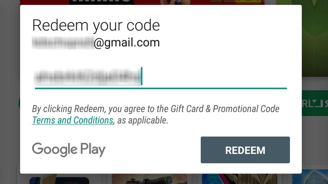 android play store redeem featured - Mi A3 chính là CC9e, sẽ có giá rẻ hơn người tiền nhiệm