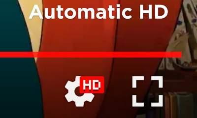 automatic hd featured 400x240 - Cách chỉnh chất lượng video YouTube mặc định trên web
