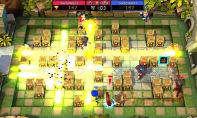Blast Zone! Tournament free Steam