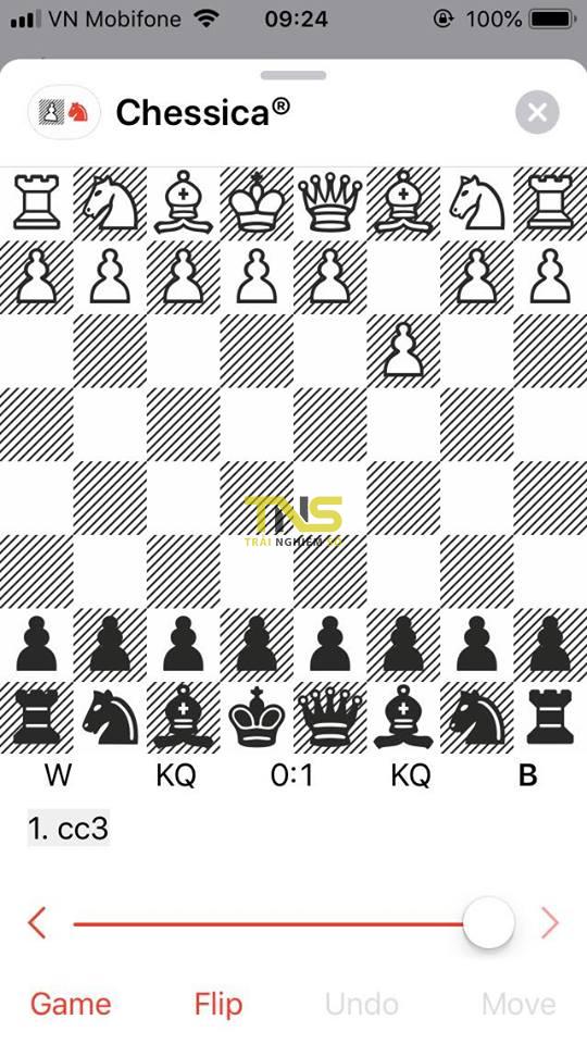 chessica 2 - Chessica: Đấu cờ vua trong iMessage