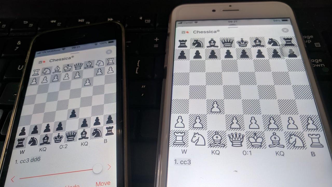 chessica featured - Chessica: Đấu cờ vua trong iMessage