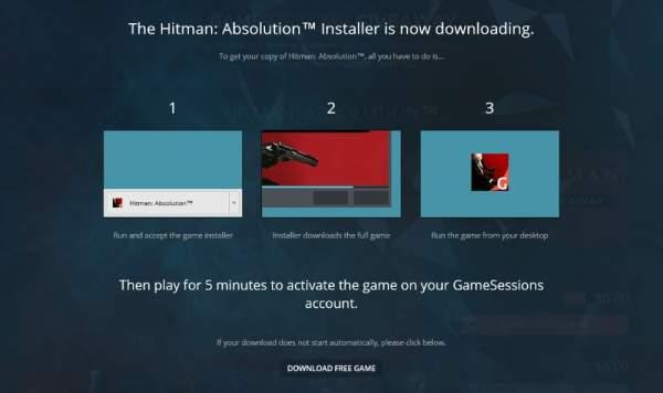 hitman absolution free gamesessions 3 600x356 - Đang miễn phí game hành động lén lút Hitman: Absolution cực hay