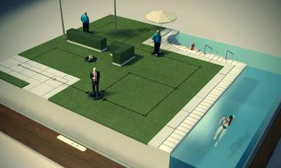 Hitman GO: VR Edition game review