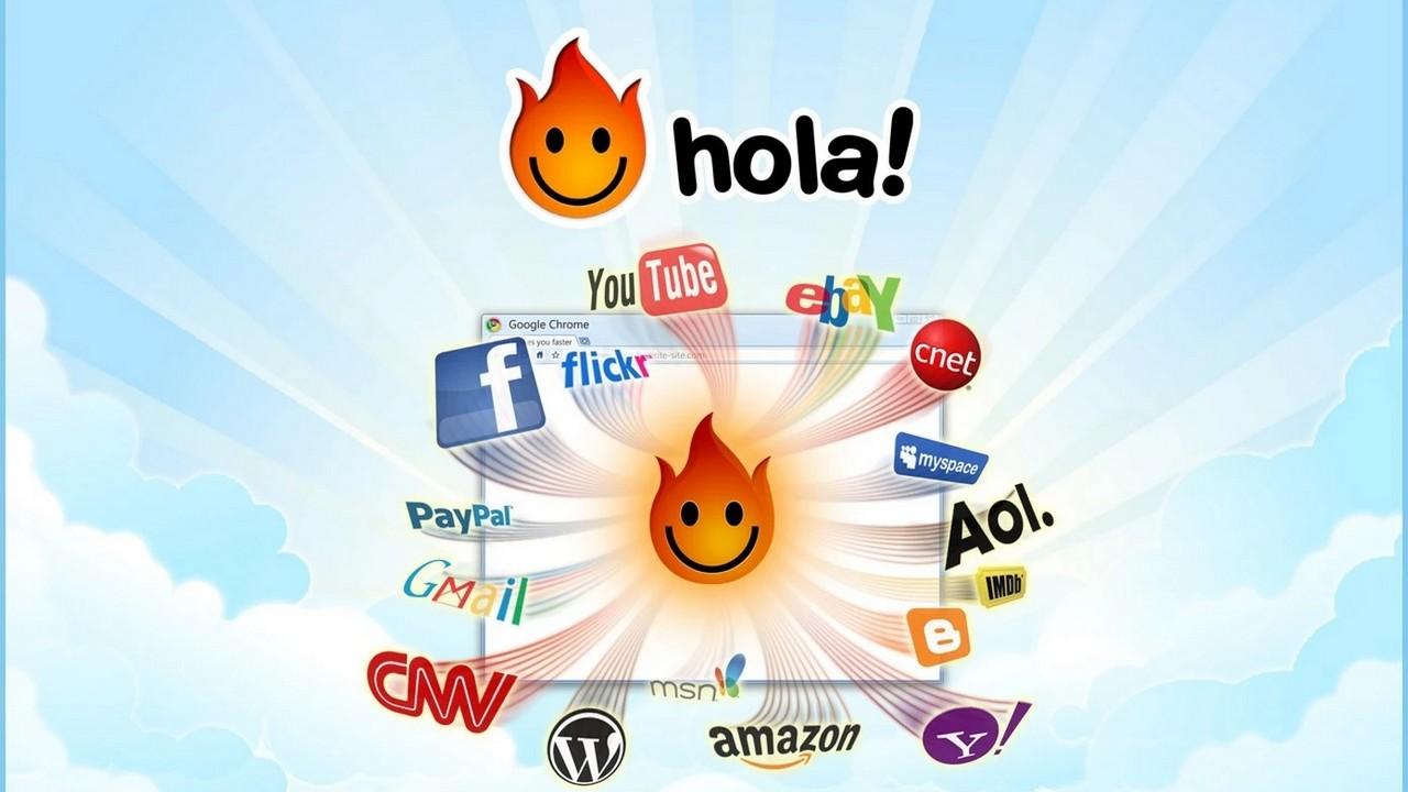 hola vpn featured - Cách đổi nhanh IP trên Chrome để vào các trang bị chặn
