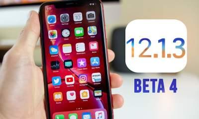 ios 12 1 3 beta 4 400x240 - Apple cho phép tải về iOS 12.1.3 beta 4