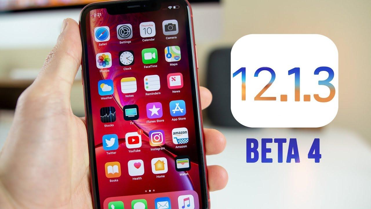 ios 12 1 3 beta 4 - Mi A3 chính là CC9e, sẽ có giá rẻ hơn người tiền nhiệm
