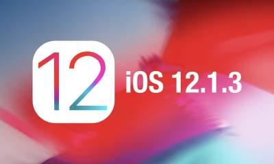 ios 12 1 3 featured 2 400x240 - Đã có iOS 12.1.3 bản chính thức, mời bạn tải về
