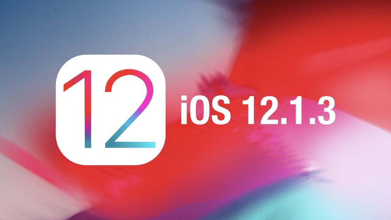 ios 12 1 3 featured 2 - Apple chính thức khóa sign iOS 12.1.1 và iOS 12.1.2