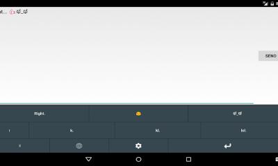 kboard featured 400x240 - kboard: Bàn phím đặc biệt dành cho người lười nhập trên Android