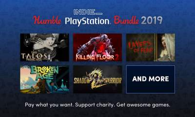 Mua game siêu rẻ: Humble Indie PlayStation Bundle 2019