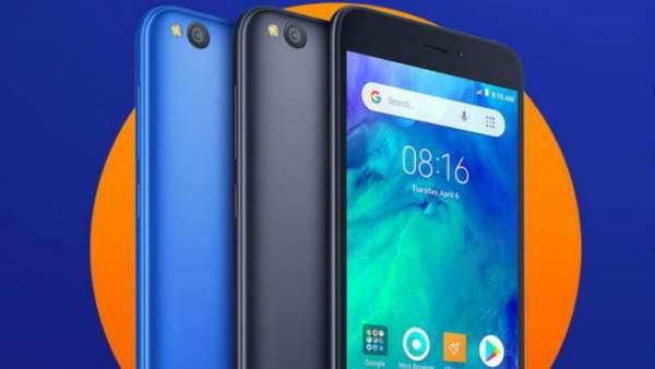 redmi go  featured 600x338 - Ra mắtRedmi Go– smartphone Android Go đầu tiên của Redmi,giá 2.1 triệuđồng