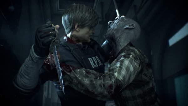Đánh giá game Resident Evil 2