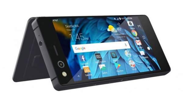 """smartphone man hinh gap LG 600x338 - Những smartphone """"độc, lạ"""" sắp khuấy đảo thị trường"""