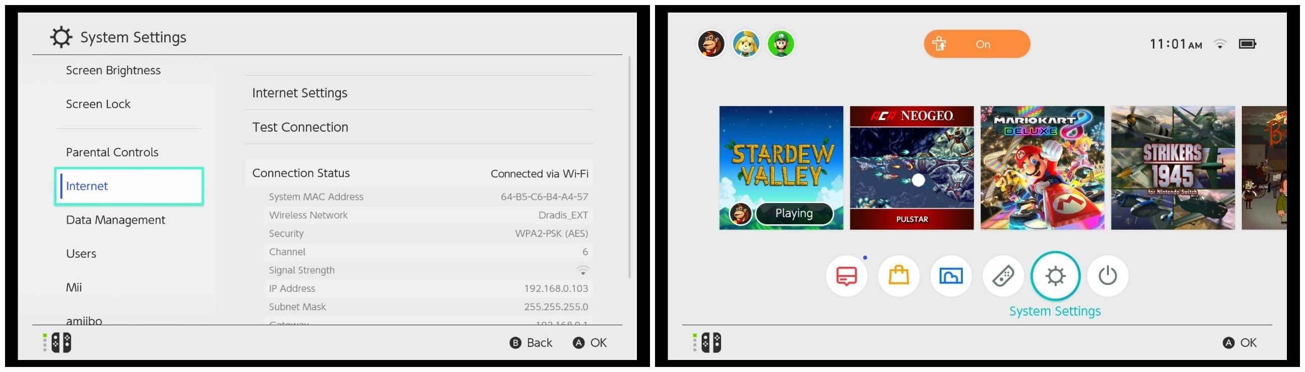 switch browser 1 - Cách mở trình duyệt ẩn trên Nintendo Switch