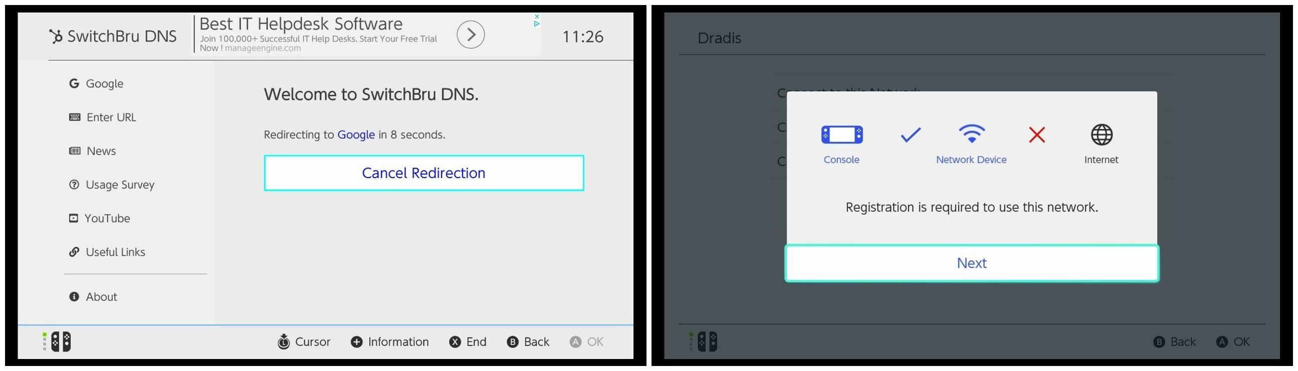 switch browser 5 - Cách mở trình duyệt ẩn trên Nintendo Switch