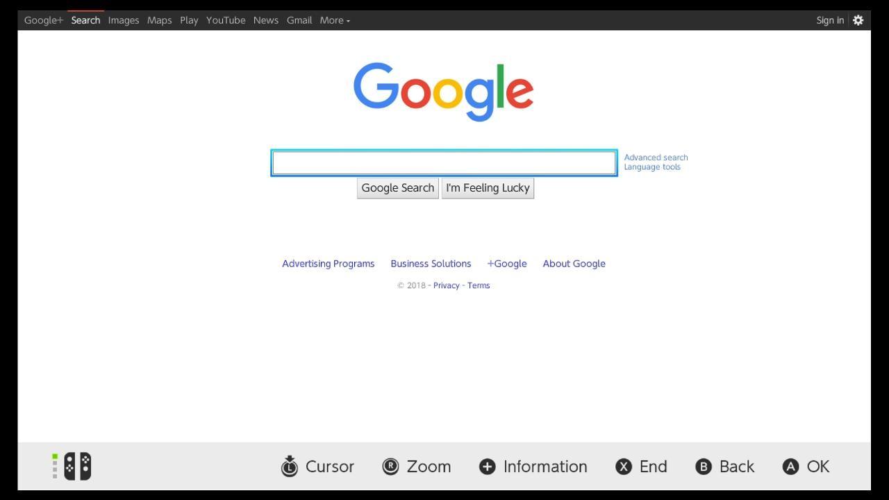 switch browser011 - Cách mở trình duyệt ẩn trên Nintendo Switch