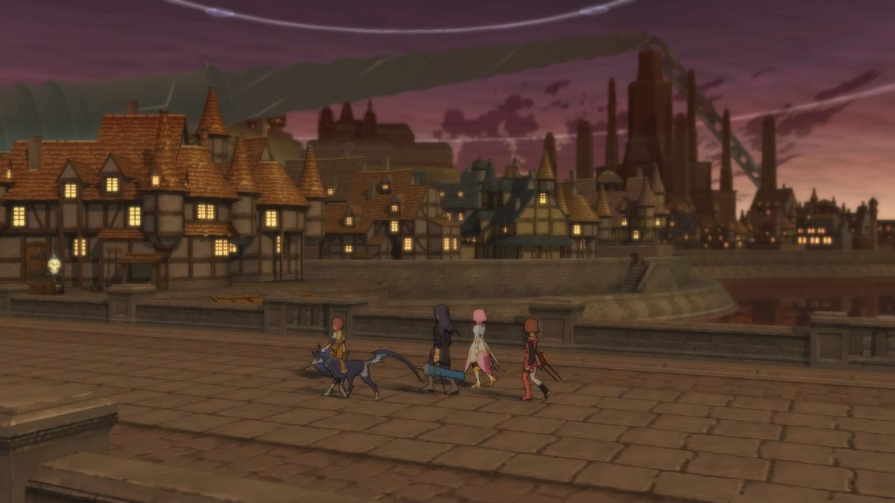 Tales of Vesperia: Definitive Edtion game review