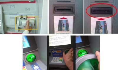 tan cong skimming 400x240 - Đây là việc cần làm ngay nếu bị mất tiền trong thẻ ATM