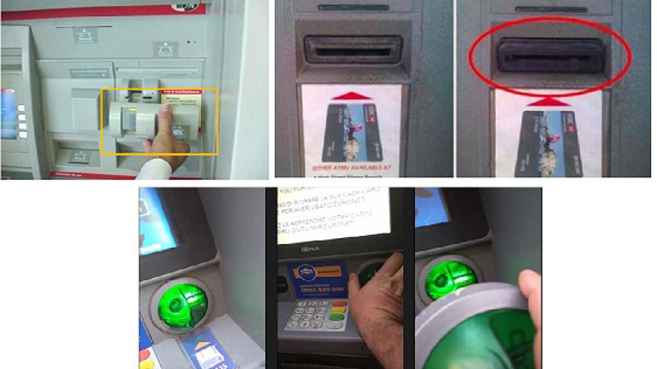 tan cong skimming - Đây là việc cần làm ngay nếu bị mất tiền trong thẻ ATM