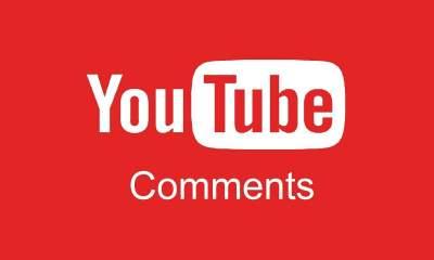 youtube comments featured 400x240 - Cách ẩn mọi bình luận khi xem video trên YouTube