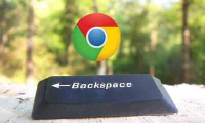 em Backspace trở lại Chrome featured 400x240 - Mang tính năng lùi trang (Backspace) trở lại Chrome