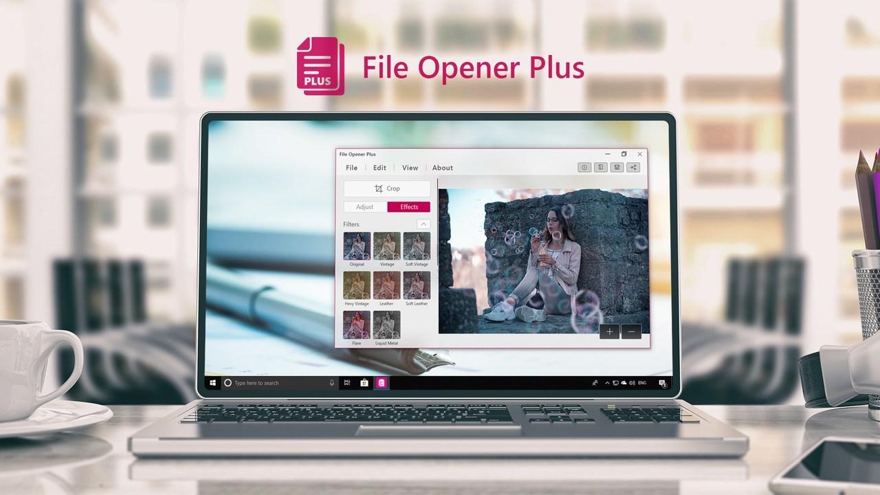File Opener Plus featured - Tổng hợp 6 ứng dụng UWP chọn lọc cho Windows 10 nửa đầu tháng 3/2019