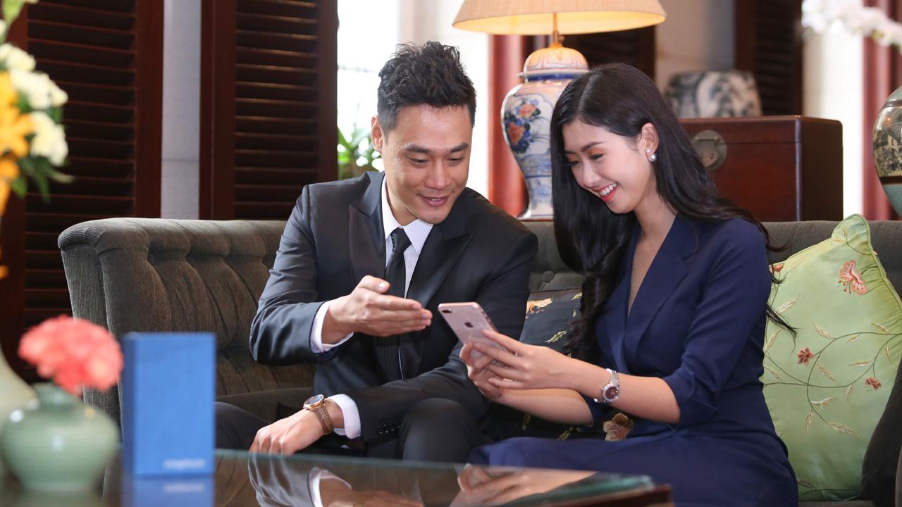 IMG 5636 - VinaPhone hỗ trợ hoà mạng eSIM tại nhà