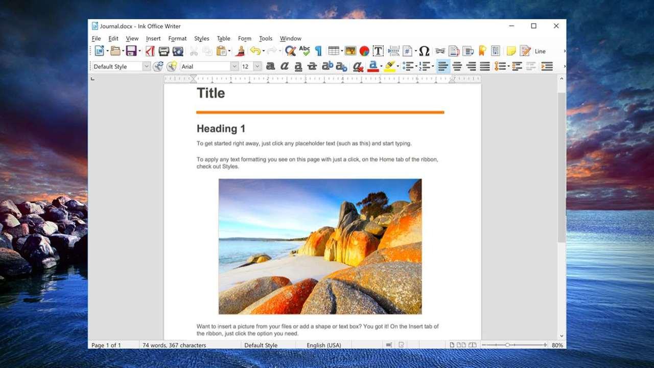 Ink Office featured - Tổng hợp 6 ứng dụng UWP chọn lọc cho Windows 10 nửa đầu tháng 3/2019