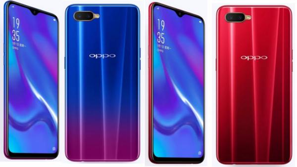 Oppo K1 600x338 - OPPO K1 ra mắt, giá khoảng 5,5 triệu đồng