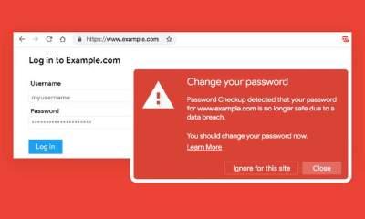 Password Checkup featured 400x240 - Cách kiểm tra mật khẩu của bạn có bị lộ hay không trên Chrome
