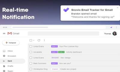 Unlimited Email Tracker featured 400x240 - Unlimited Email Tracker: Theo dõi, hẹn giờ, nhắc nhở thư Gmail gửi đi