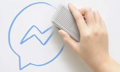 Xóa toàn bộ tin nhắn Facebook featured 400x240 - Click chuột, xóa toàn bộ tin nhắn Facebook