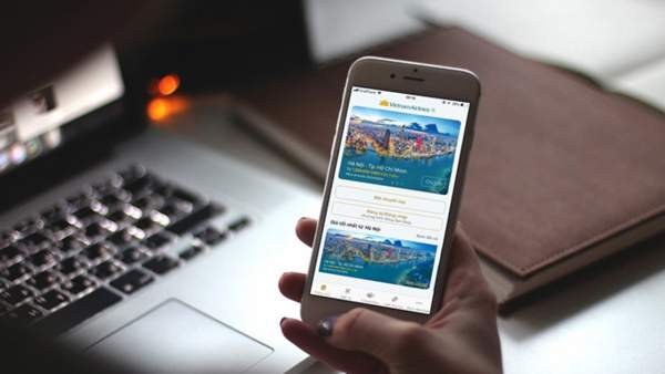 app vietnam airlines 600x338 - Ra mắt ứng dụng Vietnam Airlines phiên bản mới