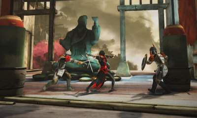 Assassin's Creed Chronicles: China free Uplay