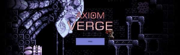 axiom verge free epic games store 3 600x186 - Đang miễn phí game metroidvania Axiom Verge rất hay