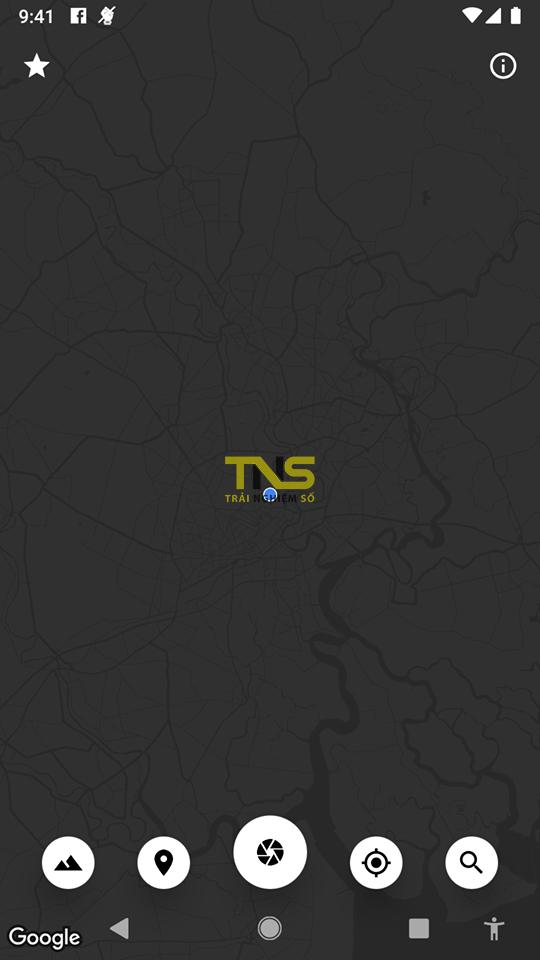 Đang miễn phí ứng dụng làm ảnh nền bản đồ rất đẹp trên Android 1
