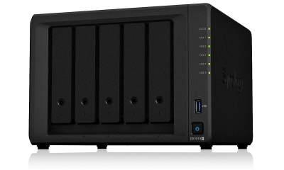 f DS1019 right 45 addn 400x240 - Synology ra mắt DiskStation DS1019+, giá 18 triệu đồng