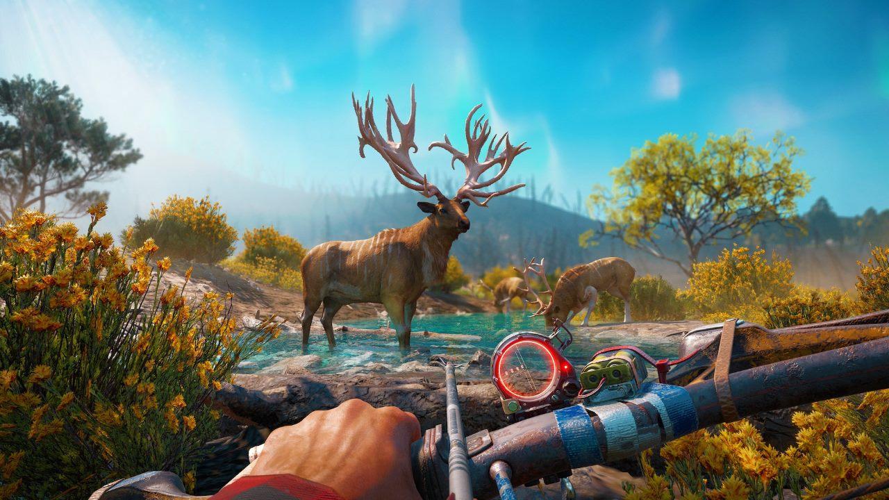 Kinh nghiệm chơi game Far Cry New Dawn