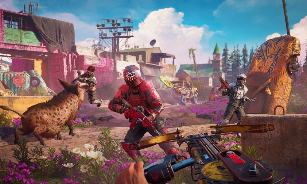 Đánh giá Far Cry New Dawn