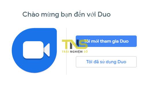 google duo web 1 - Cách gọi Google Duo trực tiếp ngay trên giao diện web