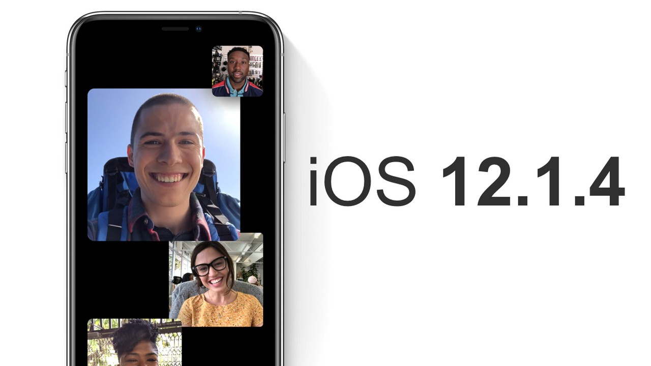 ios 12 1 4 featured - Apple chính thức ra mắt iOS 12.1.4, sửa hai lỗ hổng bảo mật lớn