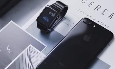 iphone with apple watch featured 400x240 - 11 ứng dụng và game iOS mới, giảm giá miễn phí ngày 13/5/2019