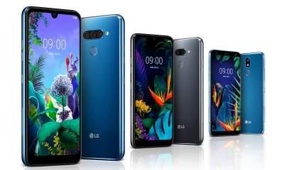 lg q60 400x240 - Loạt 3 smartphone LG ra mắt
