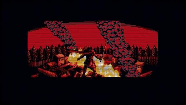"odallus the dark call switch screenshot 1 600x338 - Đánh giá game Odallus: The Dark Call - ""truyền nhân"" của Castlevania"