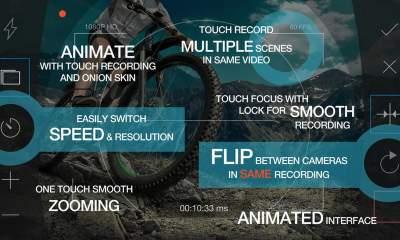 razorcam featured 400x240 - Đang miễn phí ứng dụng quay video chuyên nghiệp cho iPhone, giá gốc 4.99USD