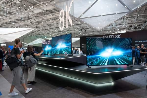 samsungqled8k8 600x400 - Samsung sắp ra mắt TV QLED 8K trên toàn cầu