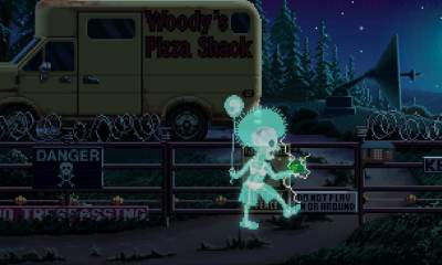 Đang miễn phí game point and click Thimbleweed Park