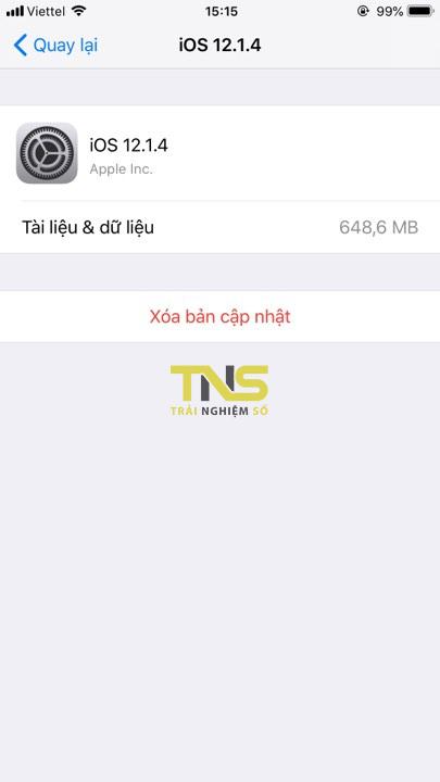 unc0ver 3 6 - Cách jailbreak iOS 12 kèm Cydia trực tiếp trên iPhone