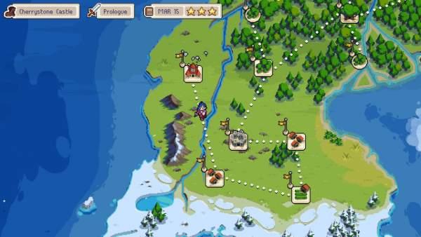 "wargroove screenshot 1 600x338 - Đánh giá game Wargroove - ""truyền nhân"" của Advance Wars"